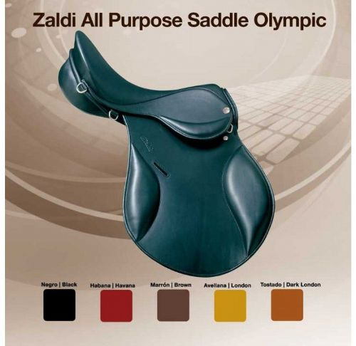 General purpose saddle Olympic by Zaldi